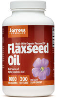 Jarrow Formulas Flaxseed Oil
