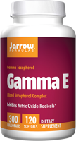 Jarrow Formulas Gamma E 300 - Gamma Tocopherol