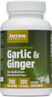 Jarrow Formulas Garlic & Ginger