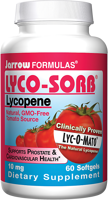 Jarrow Formulas Lyco-Sorb Lycopene (10mg)