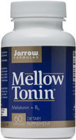 Jarrow Formulas Mellow Tonin - Melatonin + B6