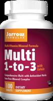 Jarrow Formulas Multi 1-to-3