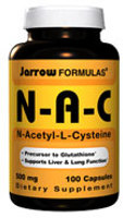 Jarrow Formulas NAC - N-Acetyl-Cysteine