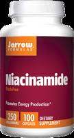 Jarrow Formulas Niacinamide - Flush Free