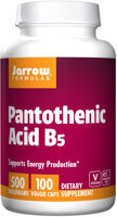 Jarrow Formulas Pantothenic Acid B5