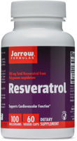 Jarrow Formulas Resveratrol 100