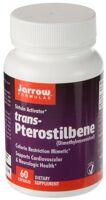 Jarrow Formulas Trans-Pterostilbene (Dimethylresveratrol)