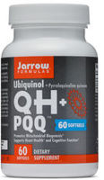 Jarrow Formulas Ubiquinol QH + PQQ