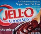 Jello Sugar-Free Pudding