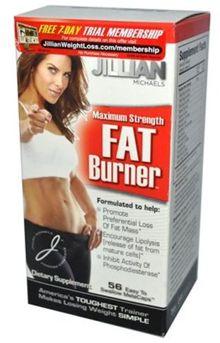 jillian fat burn