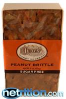 Judy's Candy Sugar Free Peanut Brittle