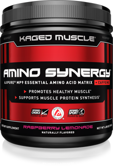 Kaged Muscle Amino Synergy Energy EAAs!