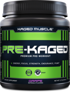 Kaged Muscle Pre-Kaged Discount