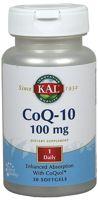 KAL CoQ-10 100mg