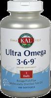 KAL Ultra Omega 3-6-9