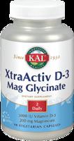 KAL XtraActiv D3 Mag Glycinate