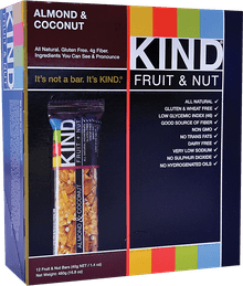 are kind fruit and nut bars healthy pruning fruit trees