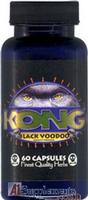Kong Black Voodoo
