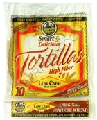 La Tortilla Smart & Delicious Low Carb Tortillas