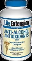 Life Extension Anti-Alcohol Antioxidants