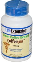 Life Extension CoffeeGenic Weight Management with Green Coffee Extract