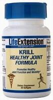 Life Extension Krill - Healthy Joint Formula