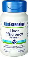 Life Extension Liver Efficiency Formula