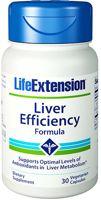 Life Extension Liver Efficiency Formula