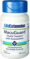 Life Extension MacuGuard Ocular Support