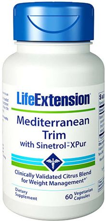 LifeExtension Mediterranean Trim