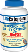 Life Extension Mitochondrial Energy Optimizer with PioPQQ
