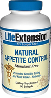 Life Extension Natural Appetite Control