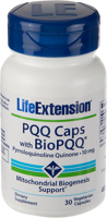 Life Extension PQQ Caps with BioPQQ