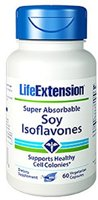 Life Extension Super-Absorbable Soy Isoflavones