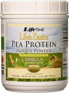 LifeTime Life's Basics Pea Protein