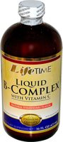LifeTime Liquid B-Complex with Vitamin C