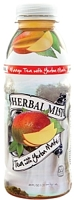 Liquid Lightning Herbal Mist Mango Tea with Yerba Mate