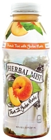 Liquid Lightning Herbal Mist Peach Tea with Yerba Mate