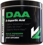 LiveLong Nutrition D-Aspartic Acid