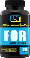 LiveLong Nutrition Forskolin