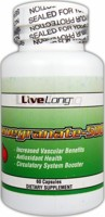 LiveLong Nutrition Pomegranate-500