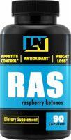 LiveLong Nutrition Raspberry Ketones