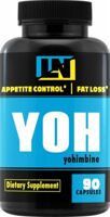 LiveLong Nutrition Yohimbine HCL