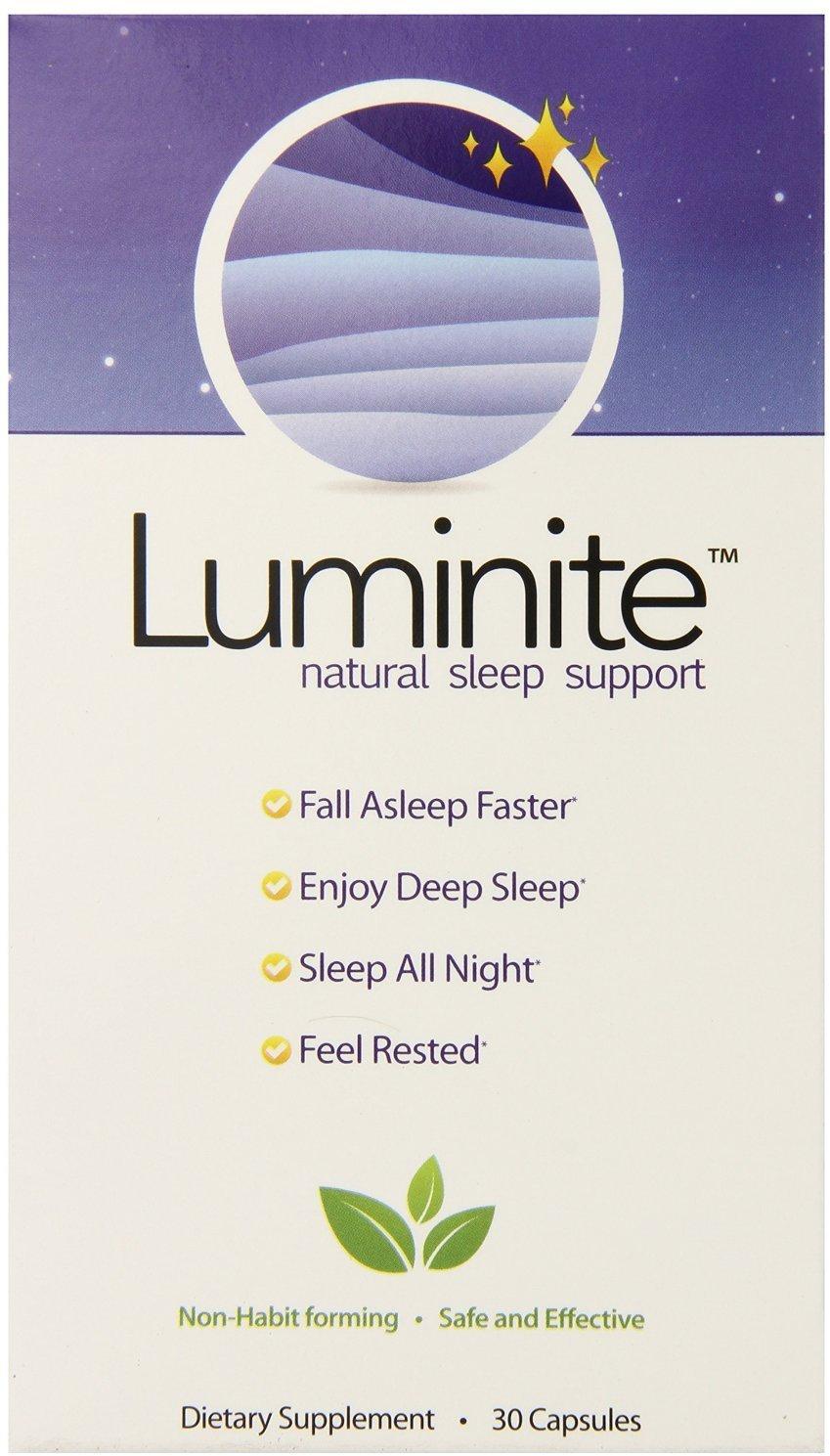 Luminite Natural Sleep Support Reviews