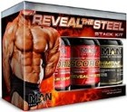 MAN Reveal The Steel Stack Kit