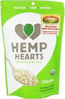 Manitoba Harvest Hemp Hearts - Raw Shelled Hemp Seeds