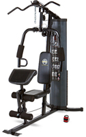 Marcy 150-Pound Stack Gym and Shroud