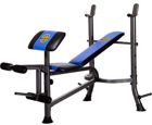 Marcy Standard Bench with Arm Curl