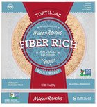 Maria and Ricardo's Low Carb/Low Fat Whole Wheat Tortillas, Fajita Size