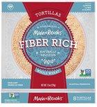 Maria and Ricardo's Low Carb/Low Fat Whole Wheat Tortillas, Fajita Size